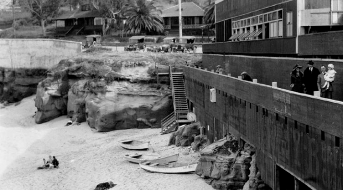 La Jolla Bath Houses and The Houses I Wish were Mine to Restore