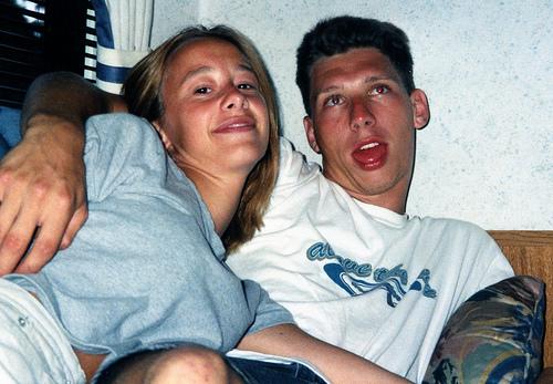 Angie & Brad Benson