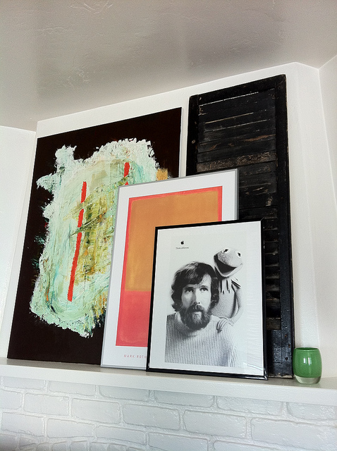 Original Art, Rothko, Jim Henson, Tara's Shutter, and Goldfarb's Gift