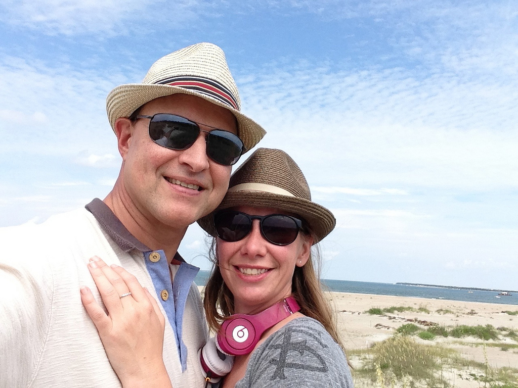 Darryl and Angela Glass OBX