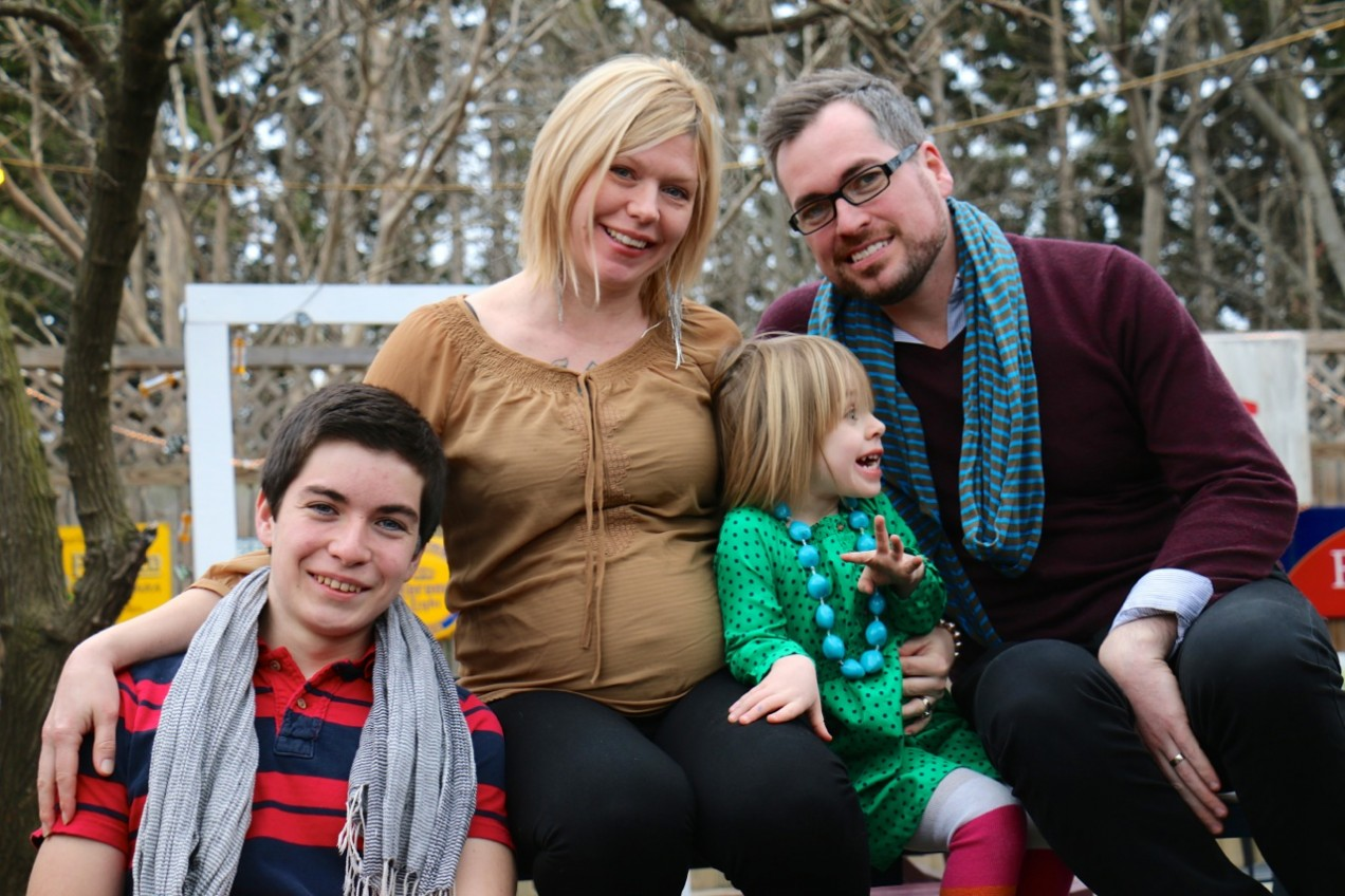 Hertzell Family (Feb 2014)