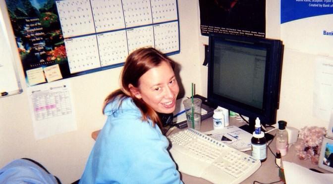 Angela @ Microsoft
