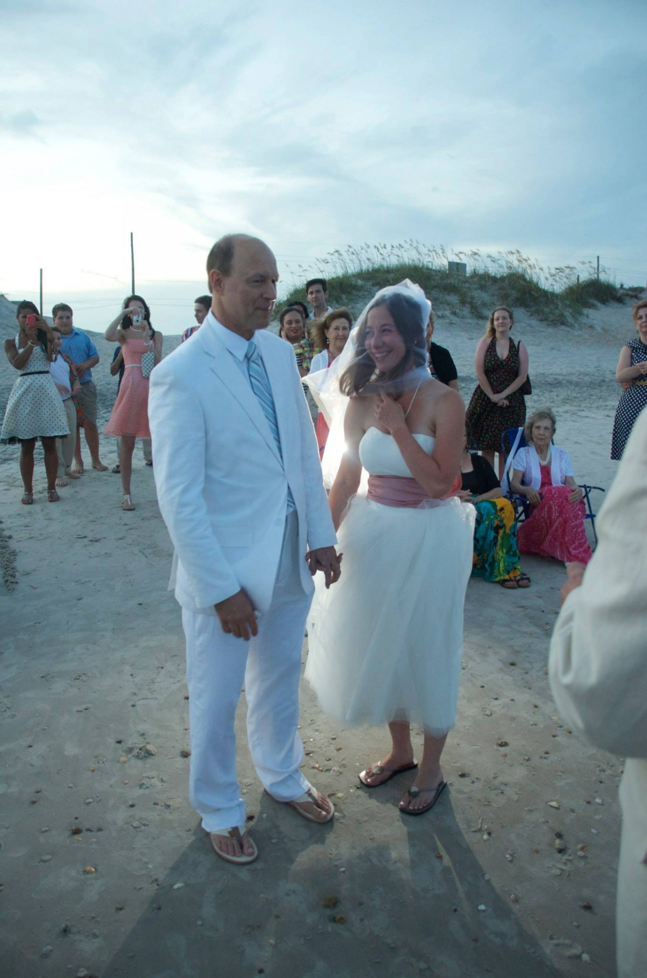 betrothed May 25, 2014, wedding July 27, 2014